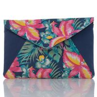 Designed pattern ladies clutch bags, envelope clutch bag