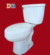 DMT-403 bathroom accessories designs shipping from china sanitary wares toilet prices S-trap siphon wc toilet