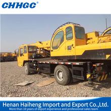 XCMG/Zoomlion/Sany/Liugong/XGMA Mobile Truck Crane 12t