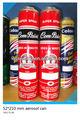 4 color aerosol de impresión hojalata lata de aerosol 52mm