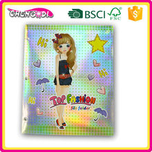Hot Style A4 paper file folder mechanism