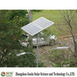 Hybird Solar Wind Single arm buy solar garden lights CE Rohs IP65 industrial zone light