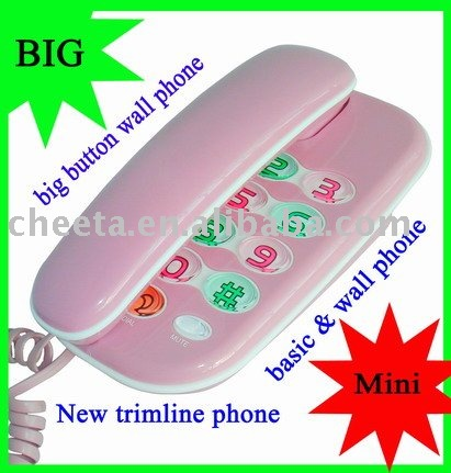 Cartón teléfono, Mini teléfono