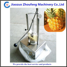 Time saving pinapple peeling and coring machine with Low consumption (wechat:0086-18739193590)