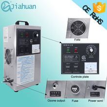 Ozone treatment lowers the number of zoo animals illness and deaths ozone generator HY-002