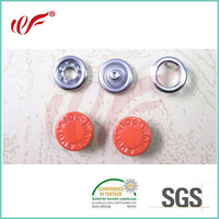 2015 perfect design snap fastener for garment