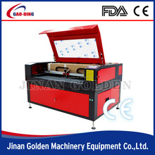 CO2 Acrylic/Plastic film/Maple plywood/Screen protector/nameplate/fabric laser cutting machine