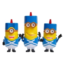 Christmas gift despicable me minion mini bluetooth speaker