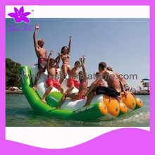 2015 Gus-LT-095 wholesale summer inflatable ship for swimming