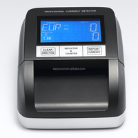EC330 Eelectronic Bill Cash Counter Note Bank Counting Machine Fake Currency Detector