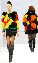 2015 china online shopping vintage women winter fashion fur coats