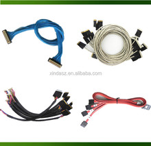 Wire Harness Crimped High-Temperature Temp Term Terminals UL1569 With Sheath