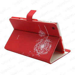 hot for ipad mini stand leather case
