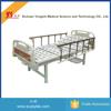 Medical Bed Manufacturer Steel folding Hospital patient bed for sale