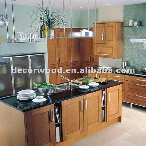 brun fonc couleur ch ne armoires de cuisine armoire de cuisine id du produit 637880706 french. Black Bedroom Furniture Sets. Home Design Ideas