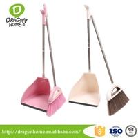 2015 deep plastic broom and dustpan set