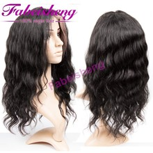 FBS hair New products 6A high quality black women brazilian hair full lace wig