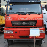 HOWO 4x2 light mini sino dump truck