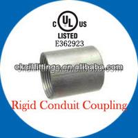 UL Galvanized Rigid Conduit Coupling/IMC Coupling 1/2'-4'