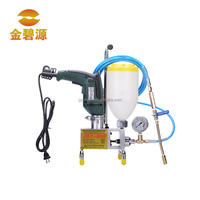 JBY-800 high pressure liquid material grouter for leak stoppage
