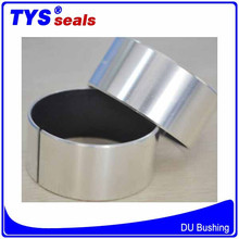 Excavator Accessories Hydraulic Cylinder Bearing Guidance Ring Copper + Silver plated Bushing DU 30*34*30