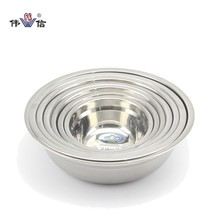 05-20cm great quality lower price Stainless steel fruit basin