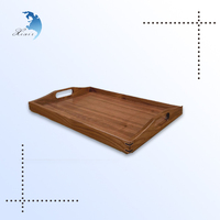 2014 high quality promotional custom design wholesale wooden tray