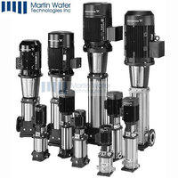 CNP Pump/CNP SS Vertical Multistage Centrifugal Water Pump