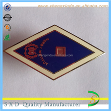 Wholesale custom event metal pin with butterly clutch