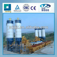 new product,concrete batching plant HZS50 for sale,with low cost