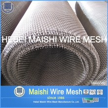 SS 316 Printing Screen Stainless Steel Wire Mesh Plain Woven