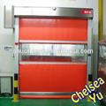 Automática de alta velocidad de la hoja de la puerta del obturador, de alta velocidad del obturador del rodillo de la puerta