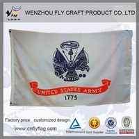 Professional large screen printed custom flags
