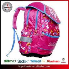 Girl Butterfly Pattern Hot Sale EVA Fashion Book Bag School backpack kids