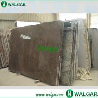 Polished Natural Galattica Purple granite door thresholds For exterior decoration
