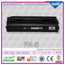 Compatible For canon printer toner cartridges FX-3 Indonesia
