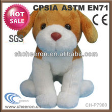 New items for giveaways realistic plush dogs