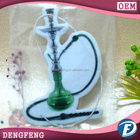 good design car paper air freshener as promotional gift