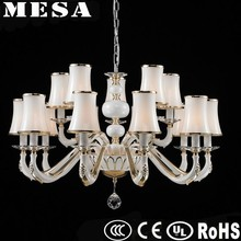 15 lights classic newly outdoor chandelier lighting