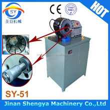 2015 new style SY-51 crimping hydraulic hose crimping machine