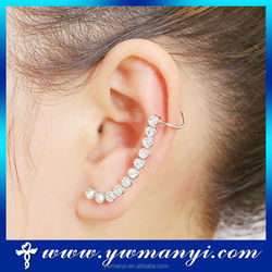 1 pair newest fashion Personality Trendy Style ear cuff online shop