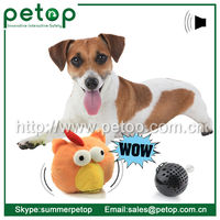 Animal Plush Shaped Interactive Pet Toy Wholesale