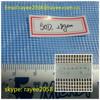 Polyethylene 150D with 2percent permethrin mosquito net fabric/llin mosquito nets, tecido de malha de polieste