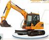mini crawler excavator, rc hydraulic excavator, XINIU crawler excavator 7t 8t 9t 13t 20t wheel excavator backhoe loaders