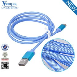 Veaqee mobile phone accessories in shenzhen sync data micro usb cable