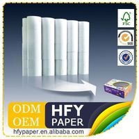 Good Price Cylinder Paper Custom Design Double Crepe Paper Roll