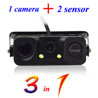 Wholesale mounting auto reversing camera with 2 sensors low MOQ
