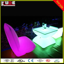 Outdoor Garden Party Used Glowing Furniture/Modern LED Furniture Lighting in Wholesale
