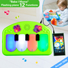 HX910502 miniature musical instruments piano baby toys
