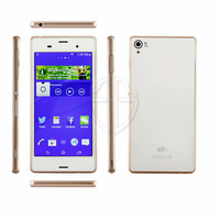 Guangzhou 3G 5.0inch IPS 4G ROM dual core nano sim card ultra slim android smart mobile phone